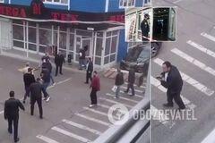 В Одессе за сутки произошло две стрельбы: есть раненые. Фото и видео ЧП