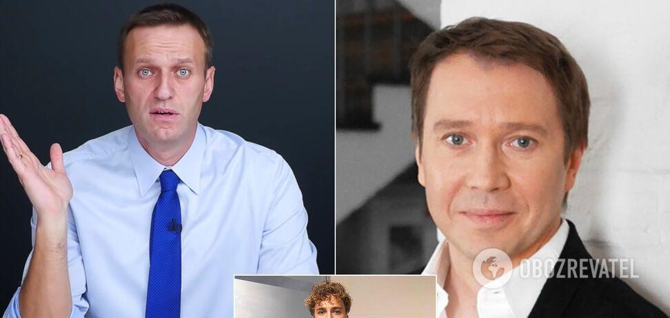 'Миронова ковбасить': Навальний потролив актора, який напав на Галкіна за пародію на Путіна та Собяніна