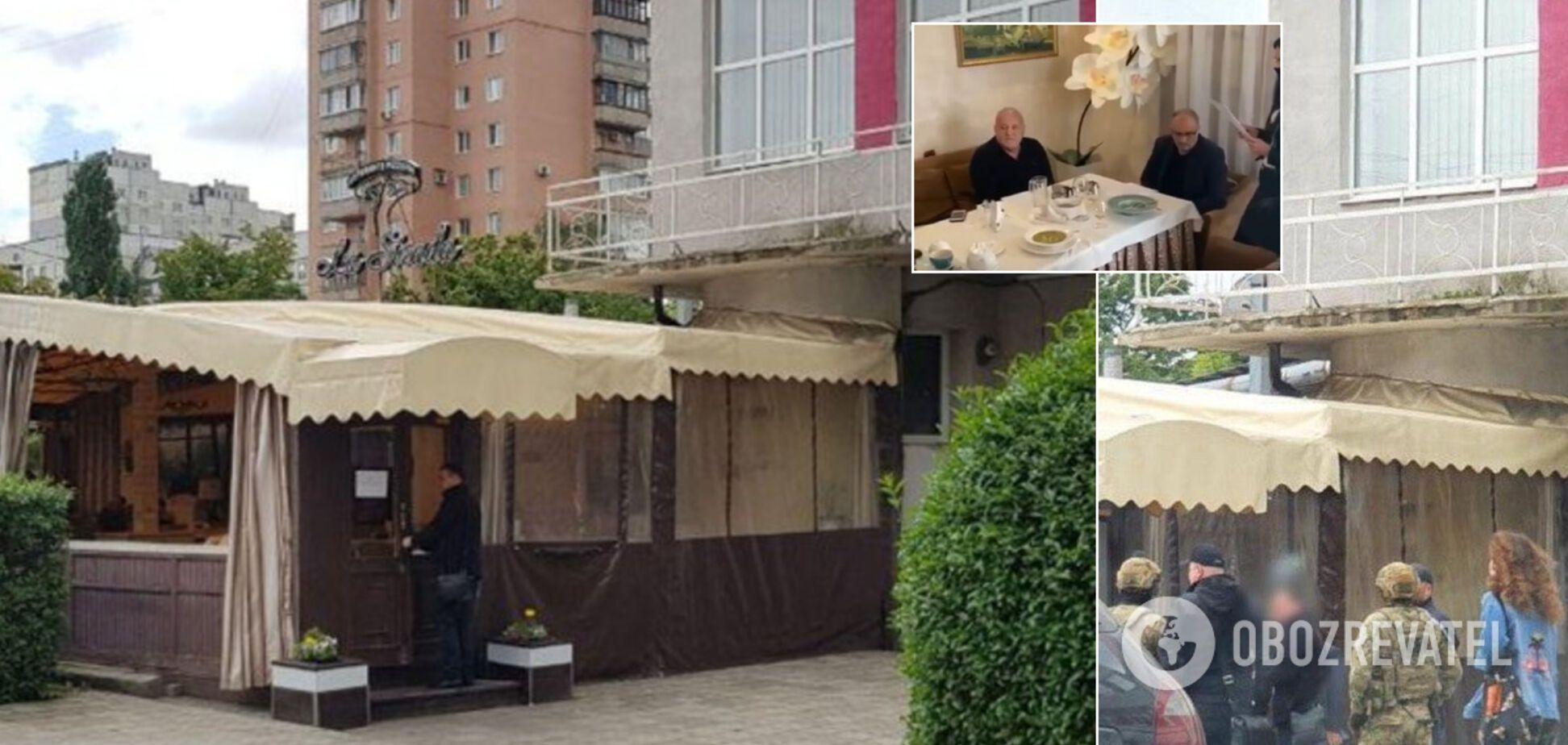 В Харькове 'знакомые Зеленского' продавали должность главы ОГА за миллион: детали, фото и видео аферы