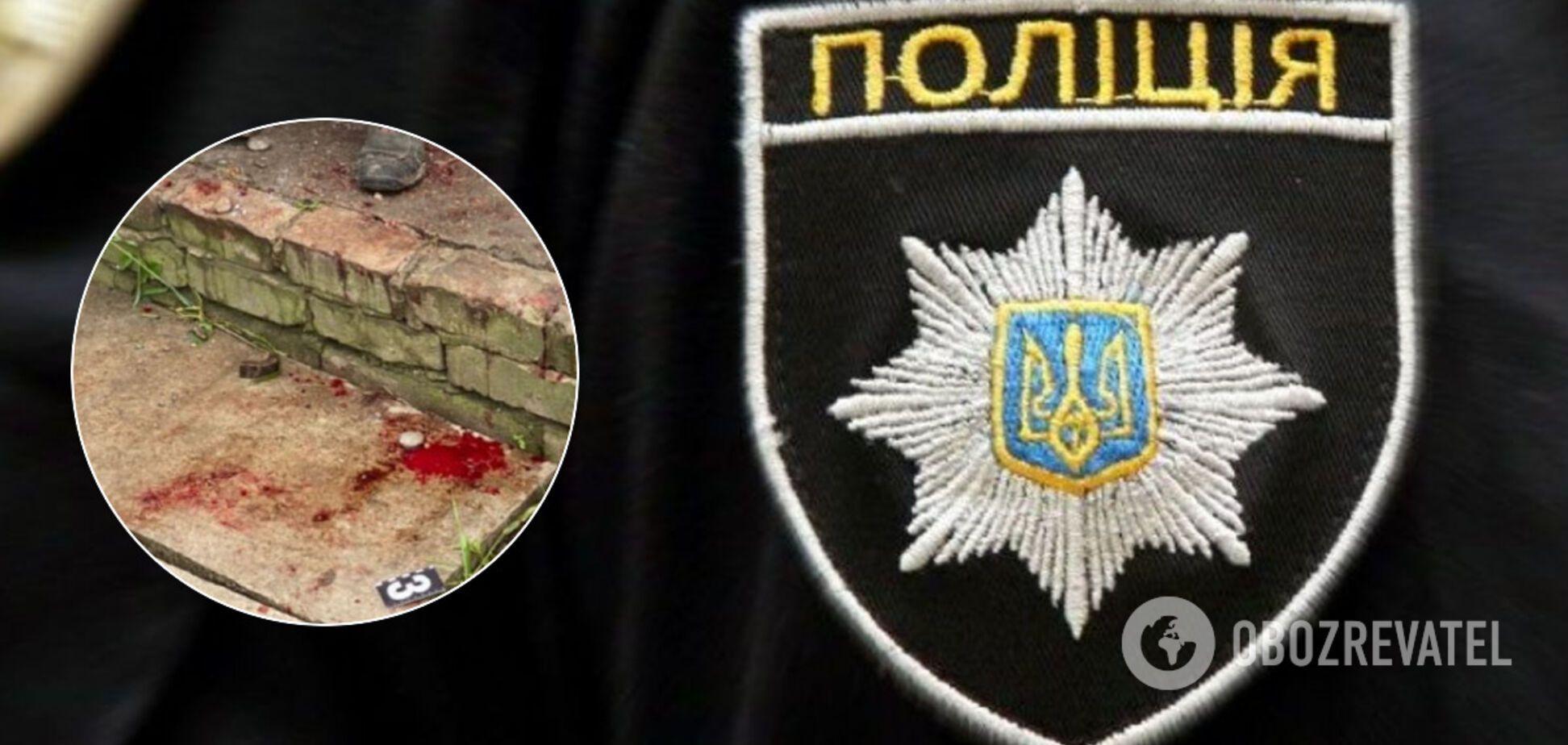 Убила, а потом 'накормила' хлебом: появилось фото украинки, которая зарубала топором любовника. Фото 18+