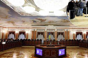 Часть украинских судей освободили от необходимости досмотра на таможне