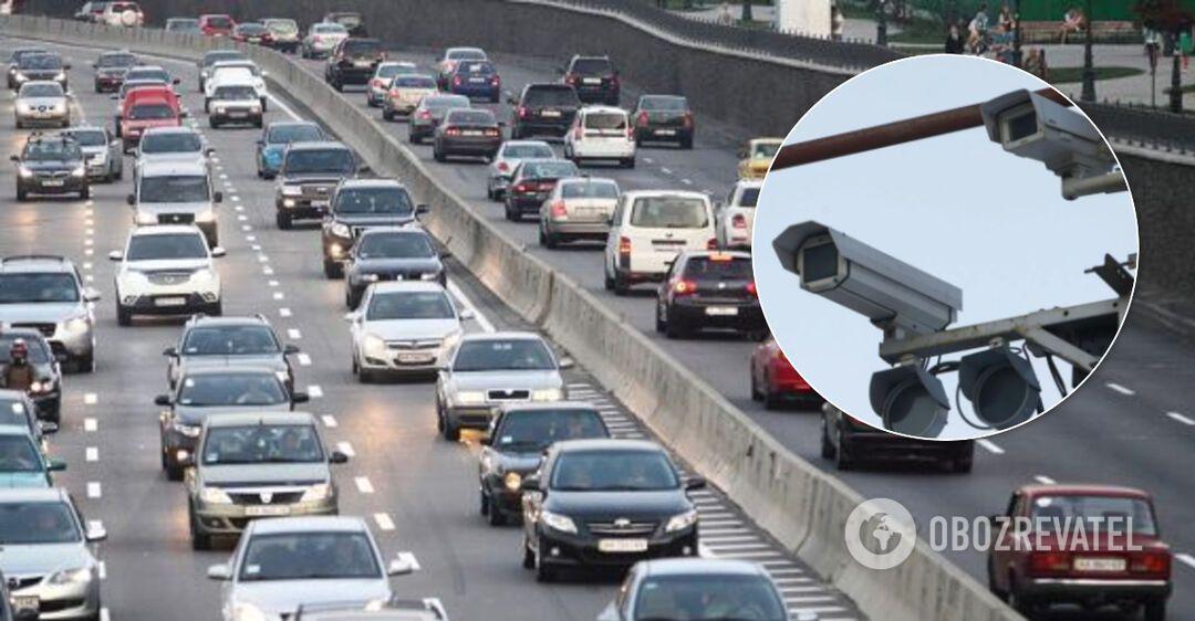 Меньше почти в 2 раза: Аваков похвастался работой системы автофиксации на дорогах