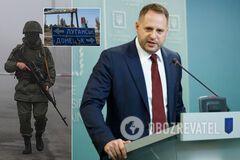 Переговоры по Донбассу: Ермак рассказал, кого нужно привлекать со стороны 'Л/ДНР'