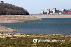 'Водохранилище стало лужей!' В Меджлисе оценили экологическую катастрофу в Крыму