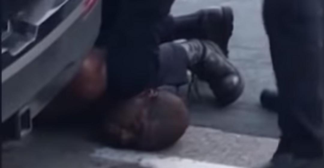 В США назвали причину смерти Джорджа Флойда, из-за которого вспыхнули протесты