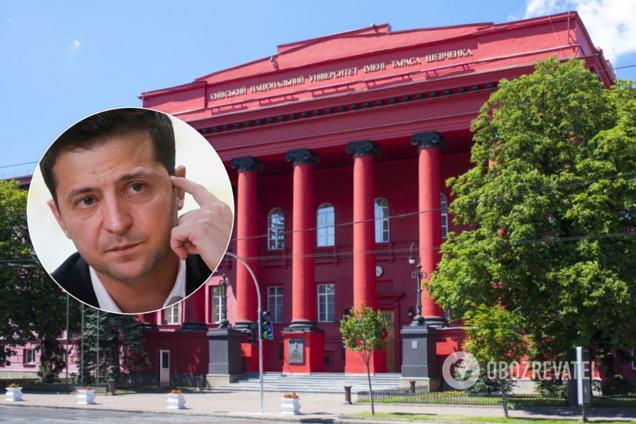 Зеленский после разгромной встречи с ректорами университетов создал новый орган photo