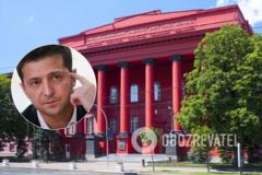 Зеленский встретился с ректорами университетов: о чем говорили