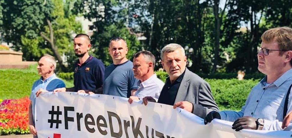 Политические заключенные призвали Зеленского прекратить политические репрессии