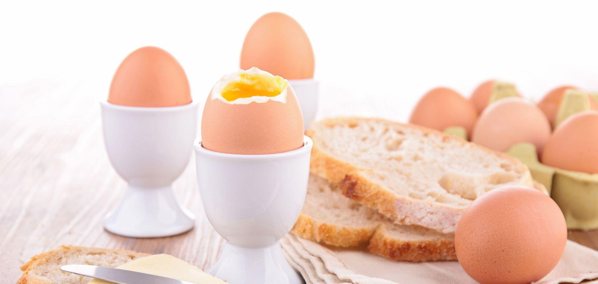 В книге ХХ века нашли правильный способ варить яйца