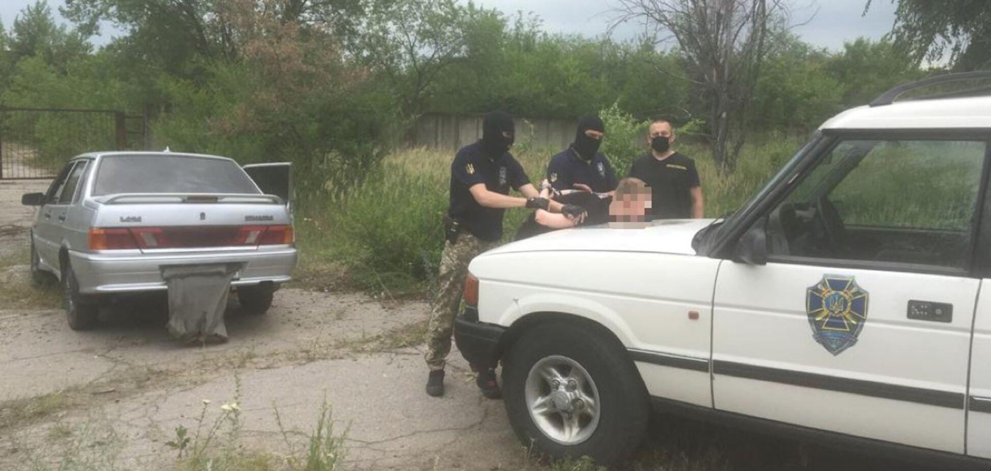 На Луганщині колишній АТОвець хотів здійснити підрив госпіталю і залізничноїстанції