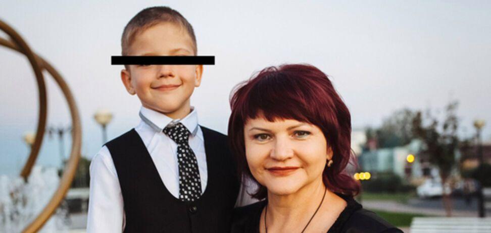 Саша Парахняков і Галина Морозова