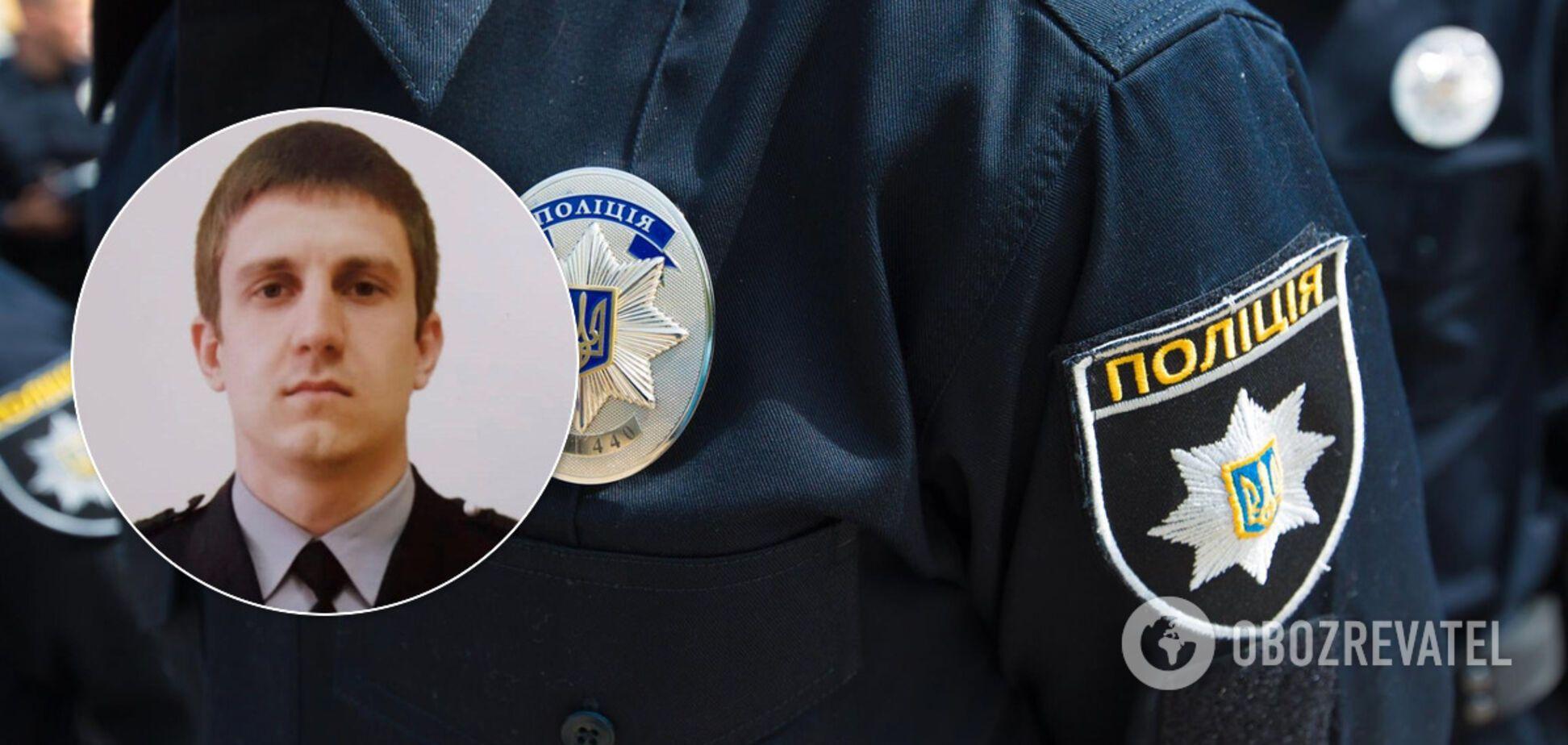 В Днепре во время задержания погиб молодой полицейский: что о нем известно