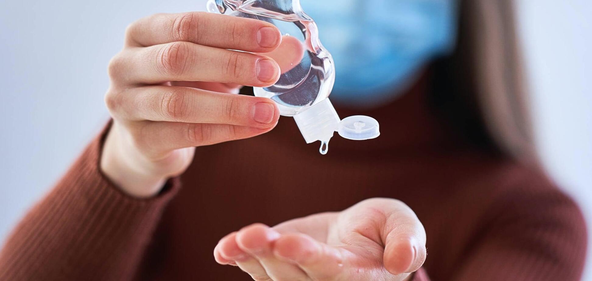 Как правильно пользоваться антисептиком для рук