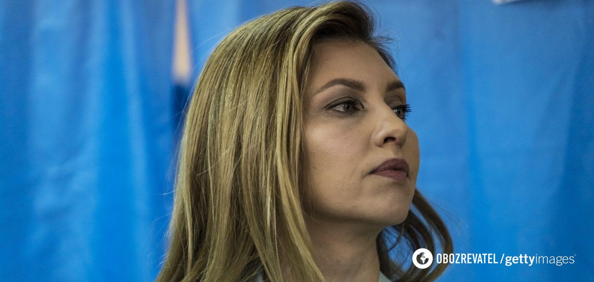 Елена Зеленская поздравила украинских медиков