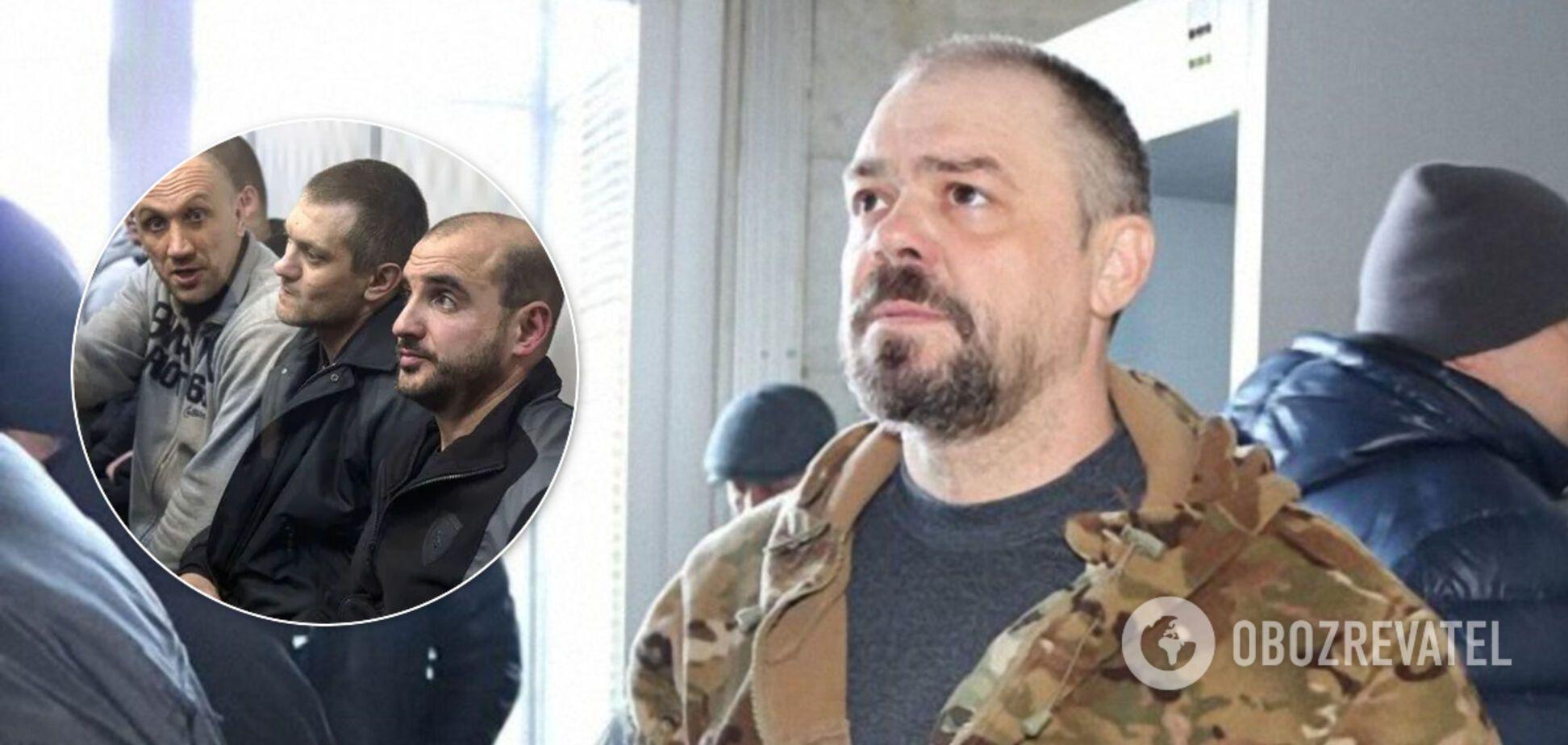 Суд отпустил на море одного из фигурантов дела об убийстве 'Сармата'