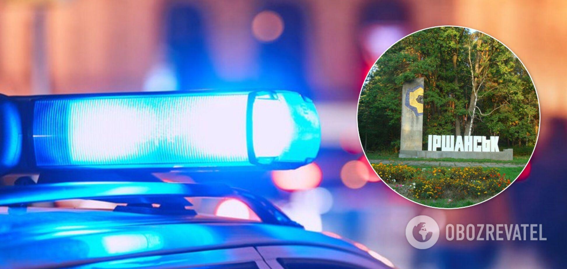 На Житомирщині чоловік влаштував різанину: одна людина загинула, ще 8 – поранено