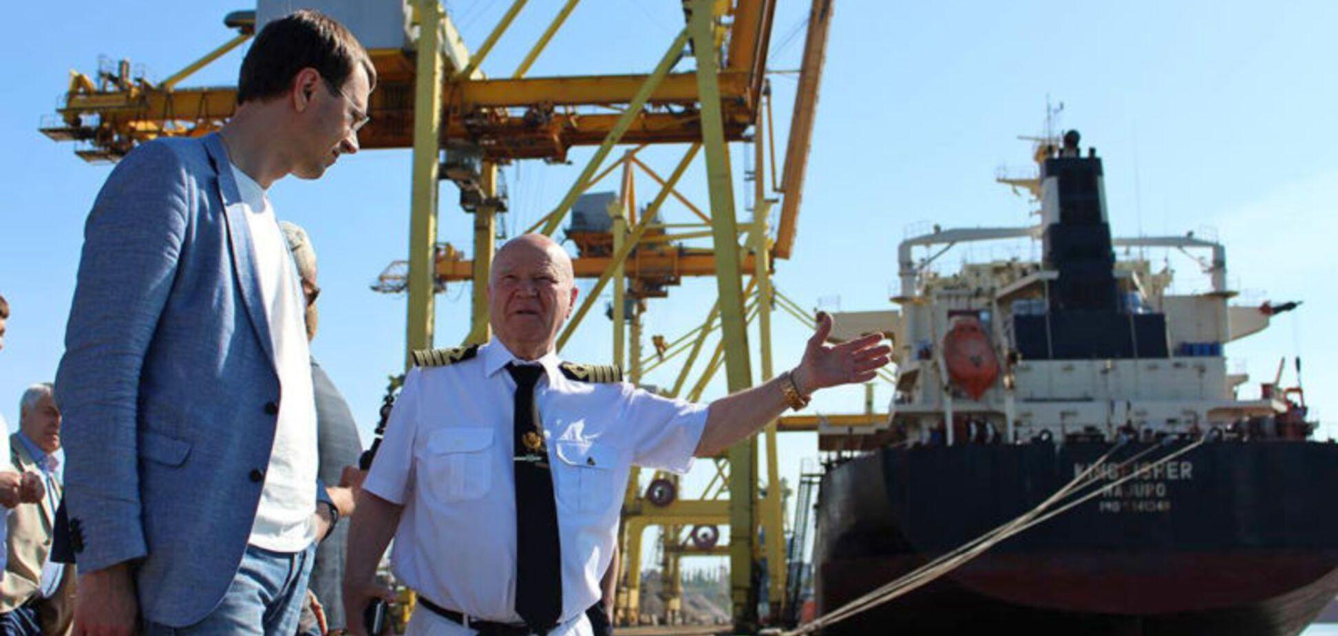 Снижение портовых сборов, совершенное экс-министром Омеляном, было достижением - ЕВА
