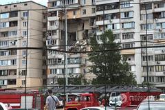 Есть угроза обвала 9-10 этажей здания