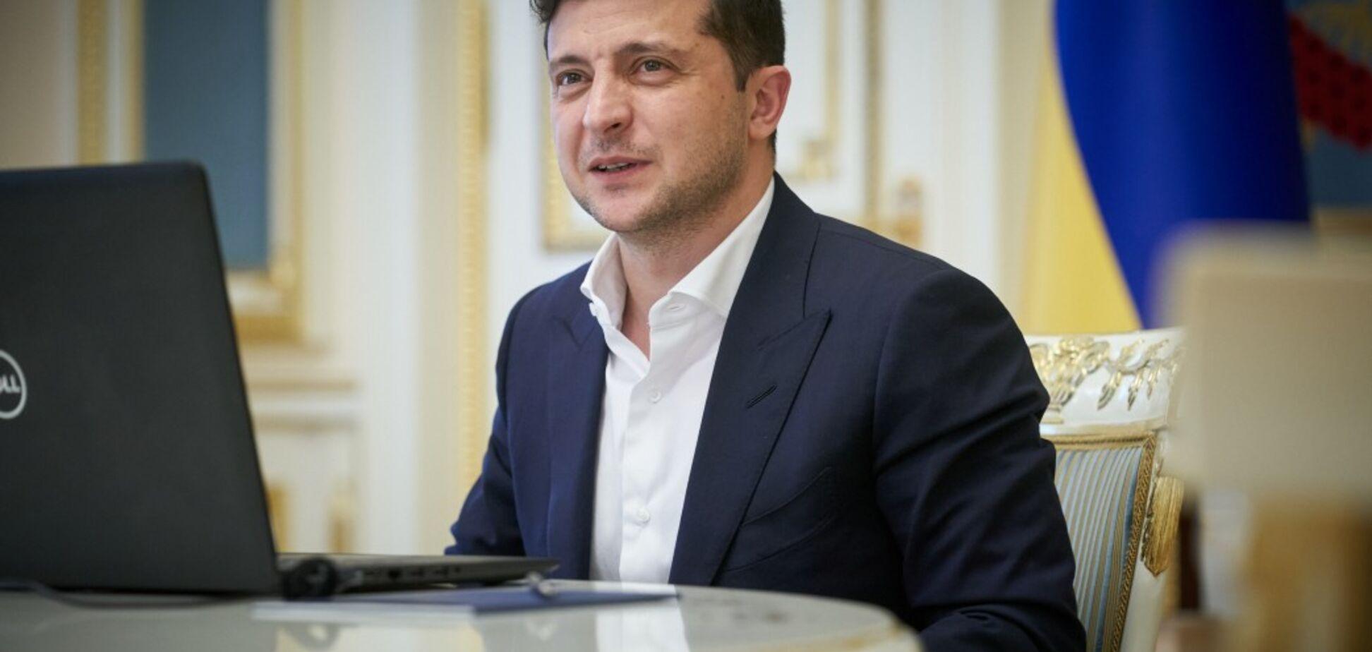 Зеленский сравнил Украину с цирком из-за коронавируса