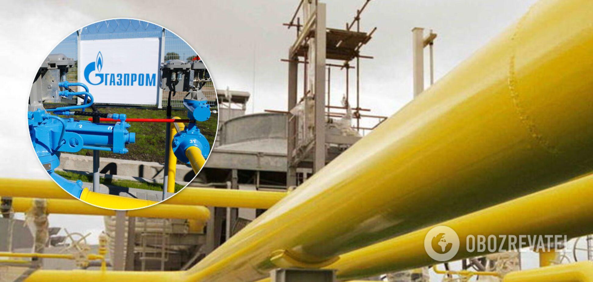 Україна отримала від 'Газпрому' понад $2 млрд за транзит
