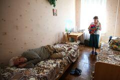 Інтернат, в який поселили постраждалих від вибуху на Позняках
