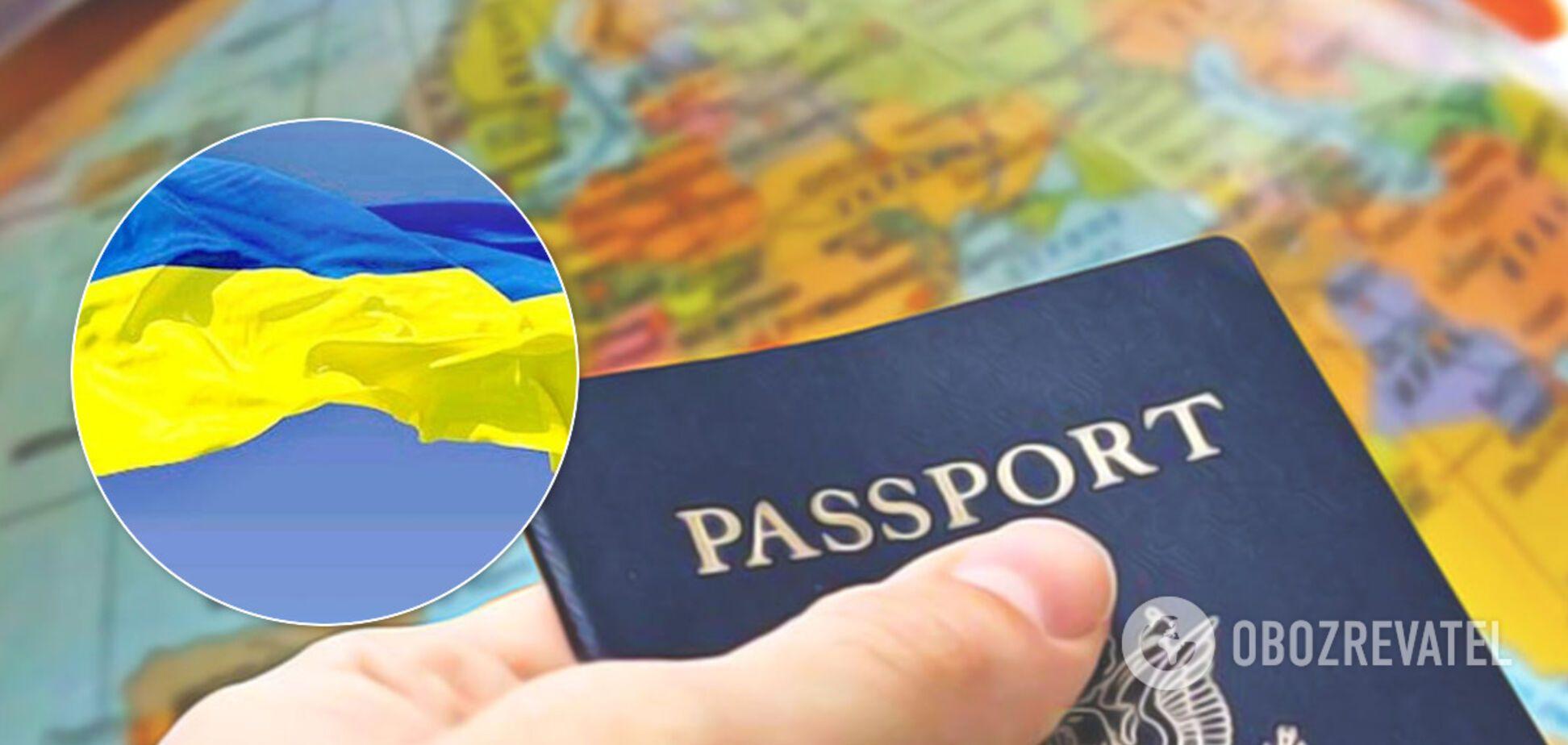 Україна відмінить візи для 6 країн: бюджет втрачатиме біля $1,2 млн щороку