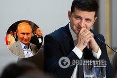 Путин ждет Зеленского в Москве как 'младшего брата'