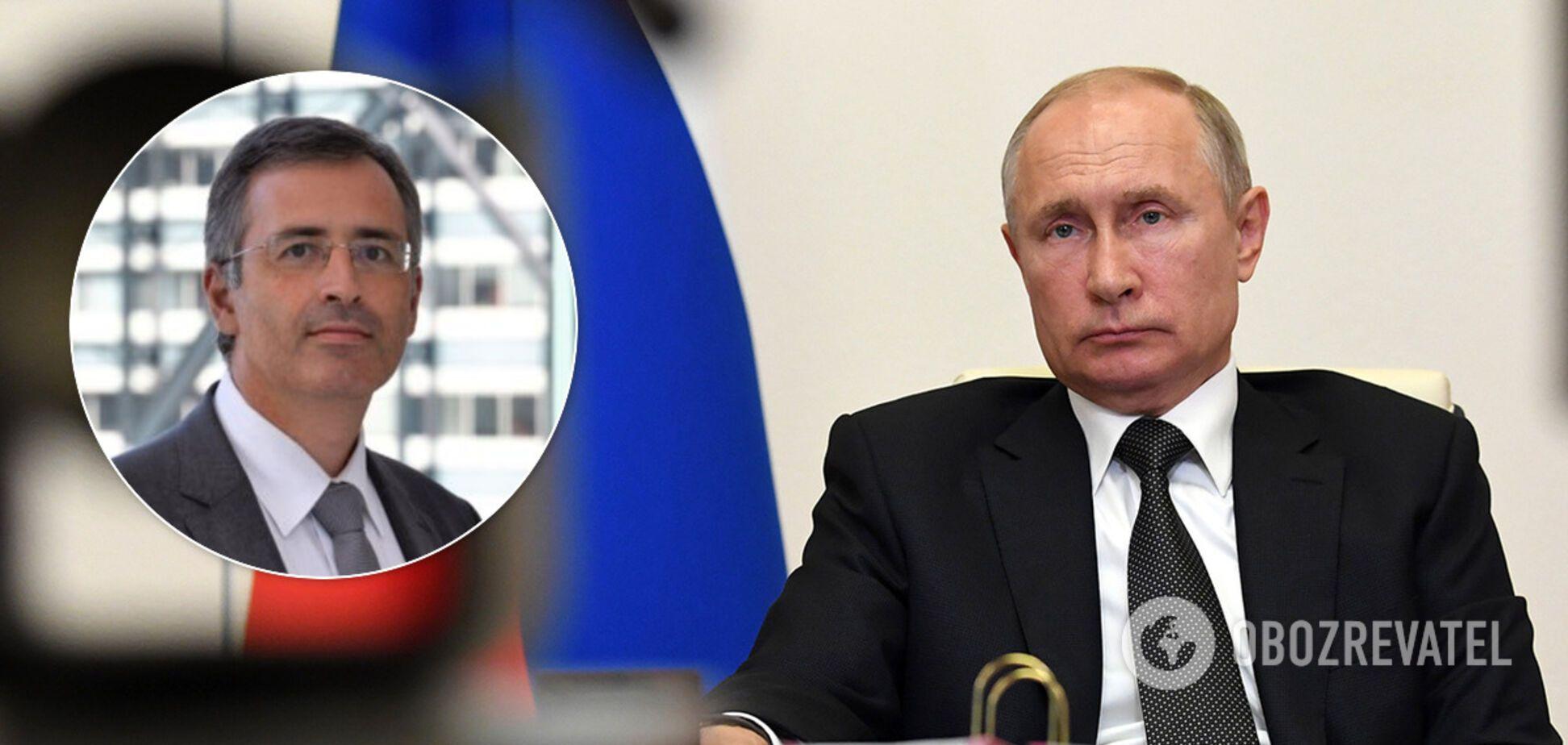 Сергій Гурієв розповів про злочини Володимира Путіна