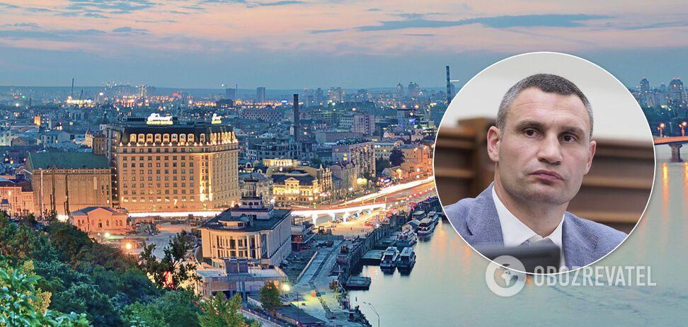 Кличко пояснив, чому не піде на вибори від нової партії мерів. Ілюстрація