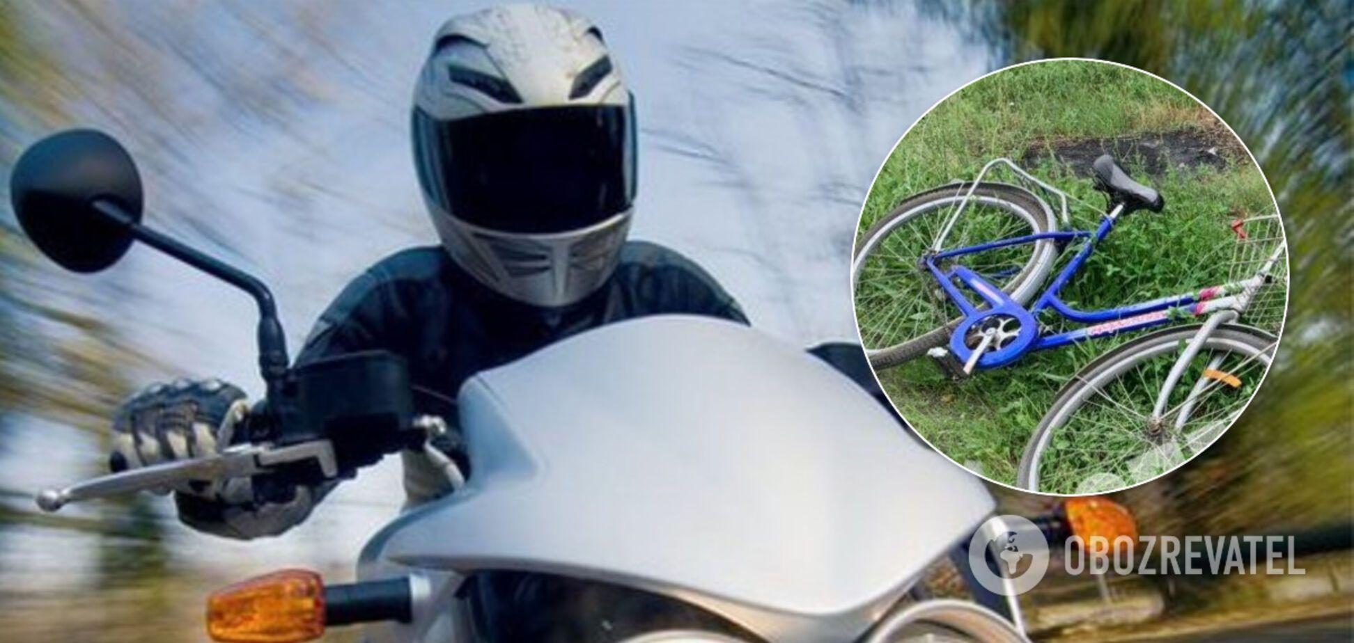В Днепре подросток на скутере устроил ДТП: есть пострадавшие