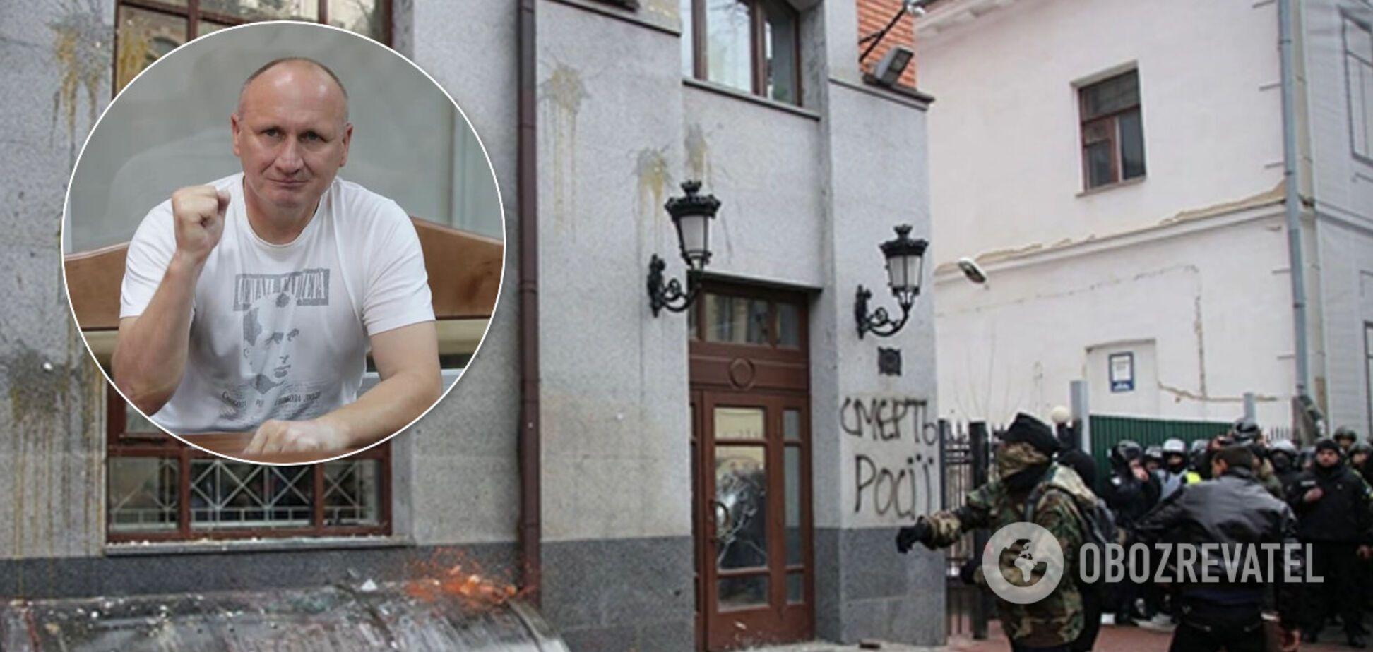 Коханівський і погроми в Києві
