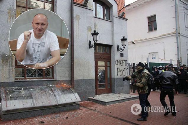 Коханивский и погромы в Киеве