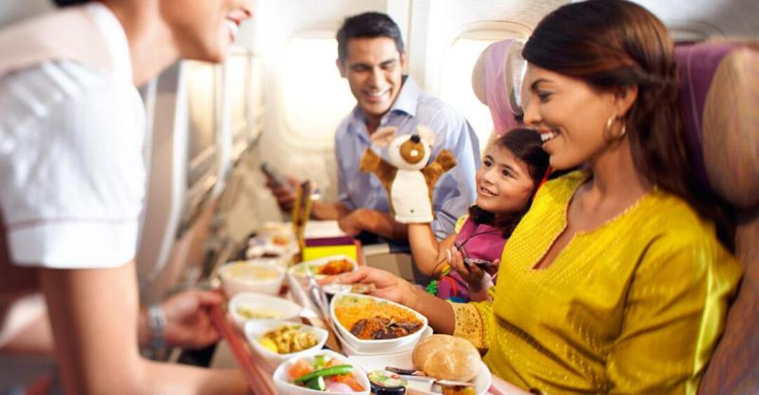 Что нельзя есть в самолете