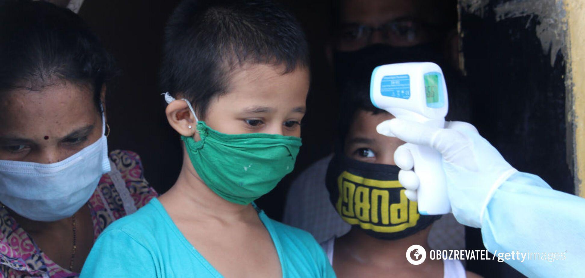 Ученые усомнились в эффективности ношения масок детьми