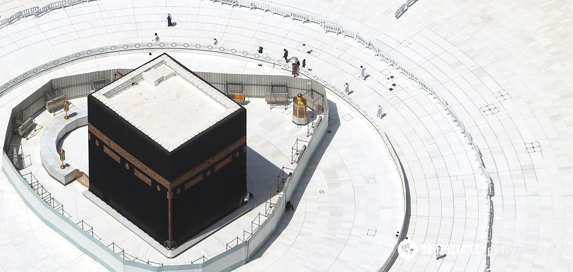 Іноземні паломники не зможуть потрапити в Мекку і Медину