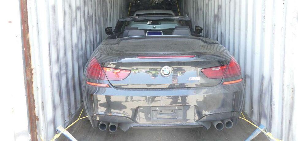 Несколько десятков украденных в Канаде автомобилей нашли в Италии. Фото: thestar.com