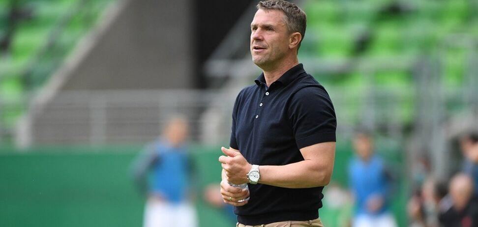 Сергій Ребров працював в 'Динамо' в 2014-2017 роках