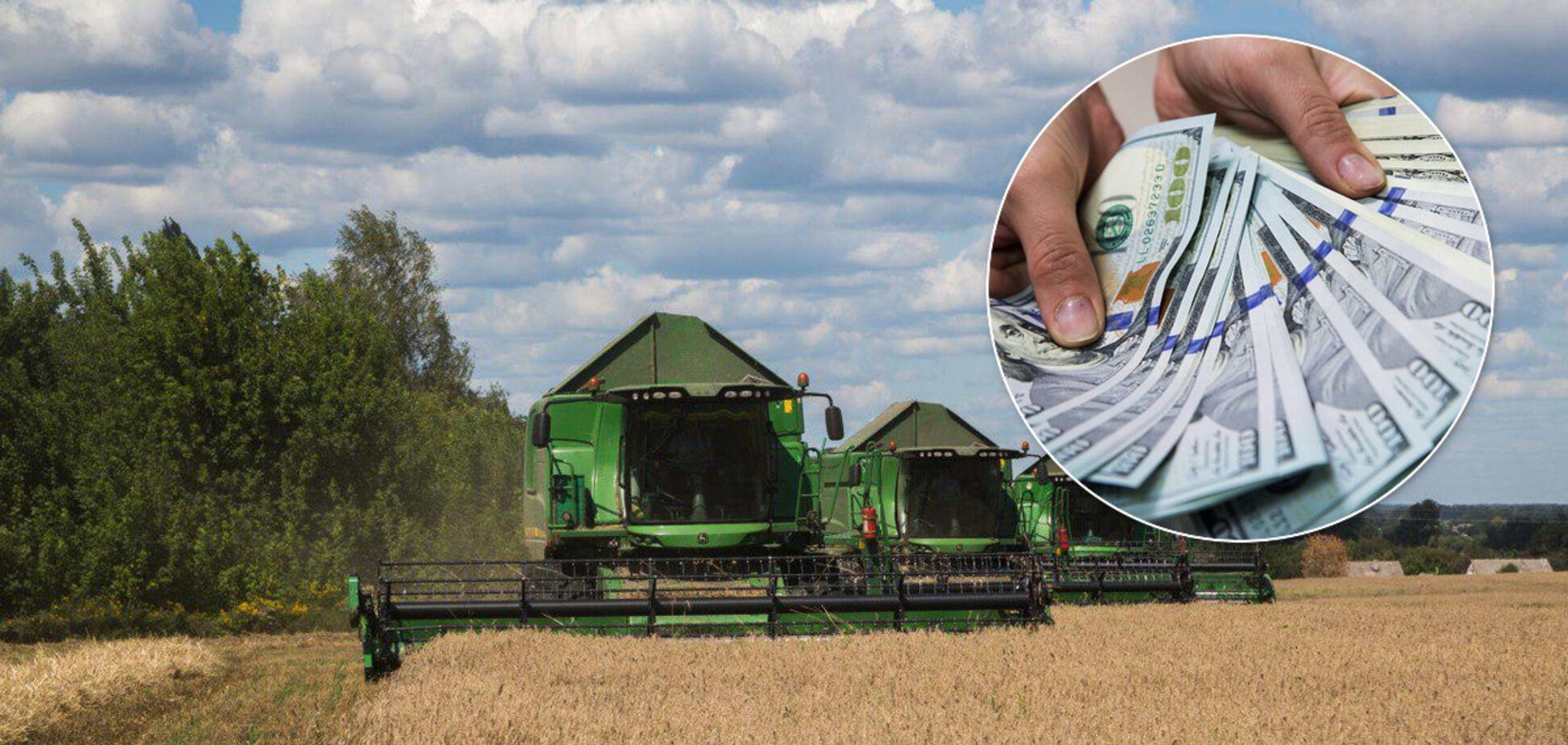 'Слуги народу' запропонували знизити ПДВ для аграріїв