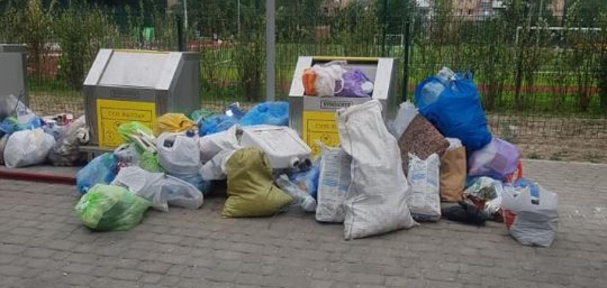 В Виннице будут бороться с теми, кто незаконно выбрасывает строительный мусор