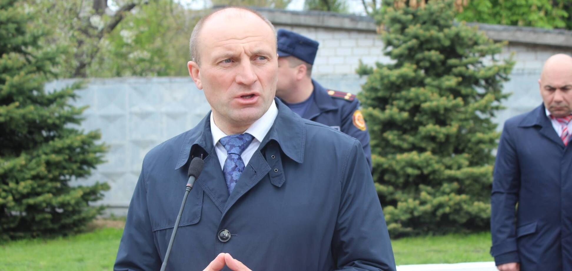СБУ скасувала доступ до держтаємниці меру Черкас Анатолію Бондаренку