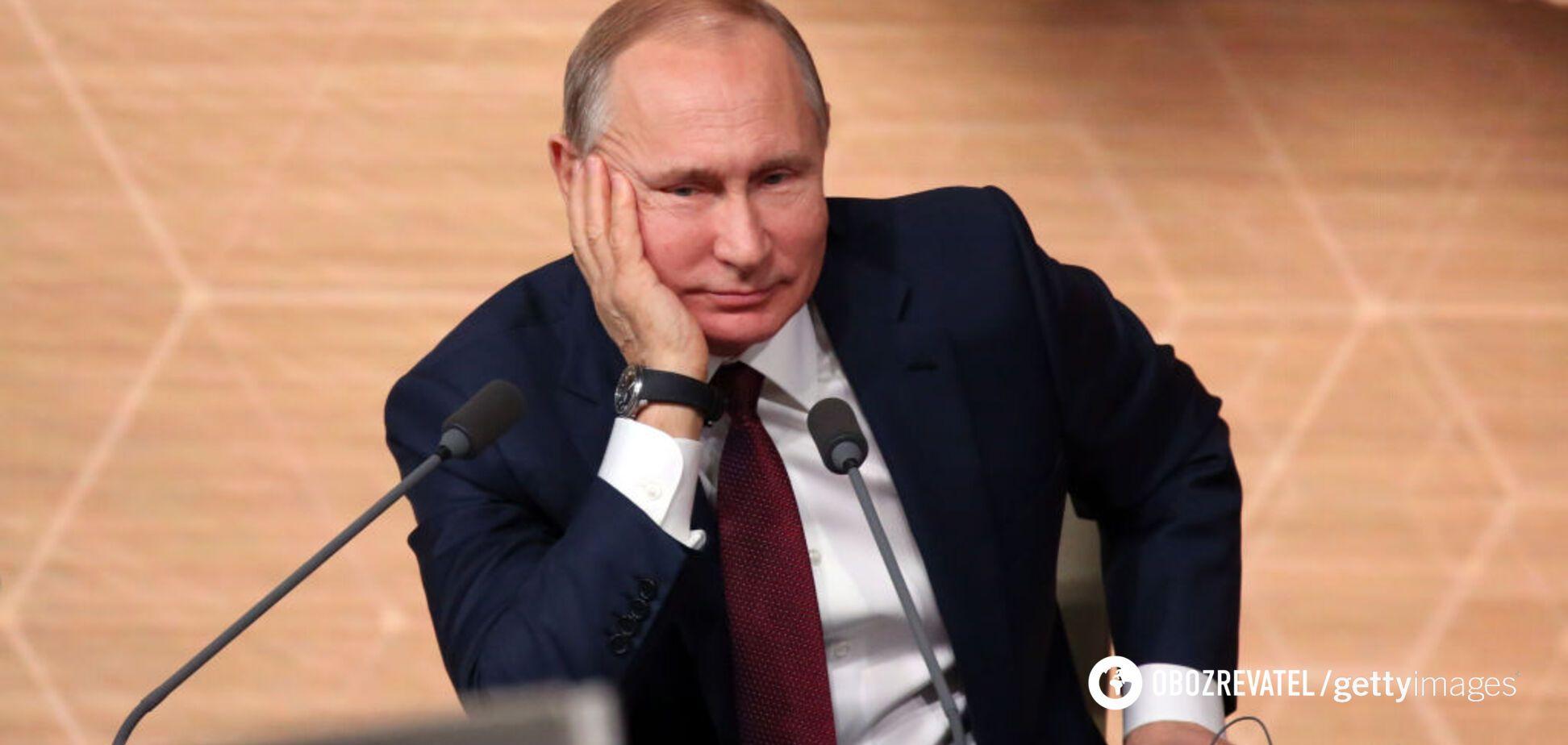 Интервью Путина: вероятность большой войны теперь стала ближе