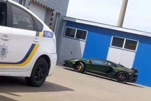 В областном центре заметили авто, которое растаможили за $160 000