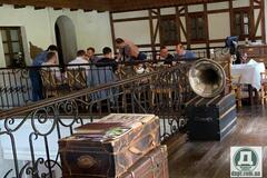 'Слуги народа' в карантин пообедали в ресторане Днепра на 15 тысяч гривен. Фото и видео