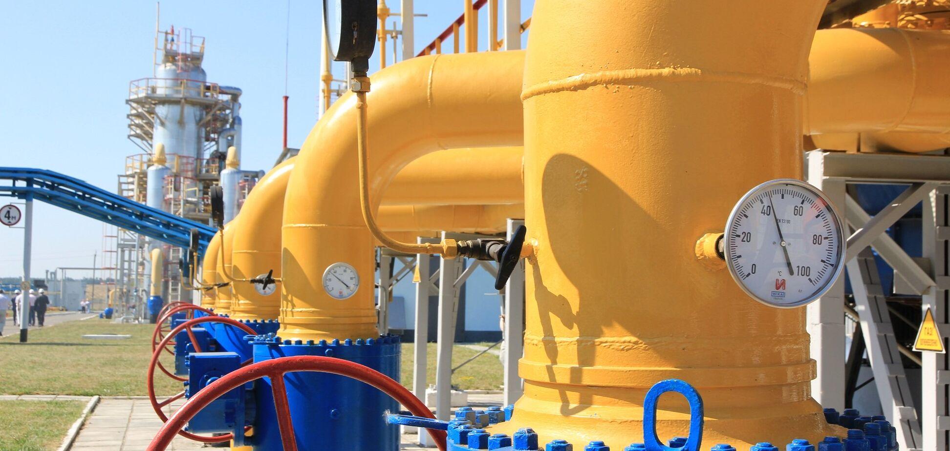 В Україні найнижчі ціни на зберігання газу в Європі: компанії почали масово заповнювати сховища