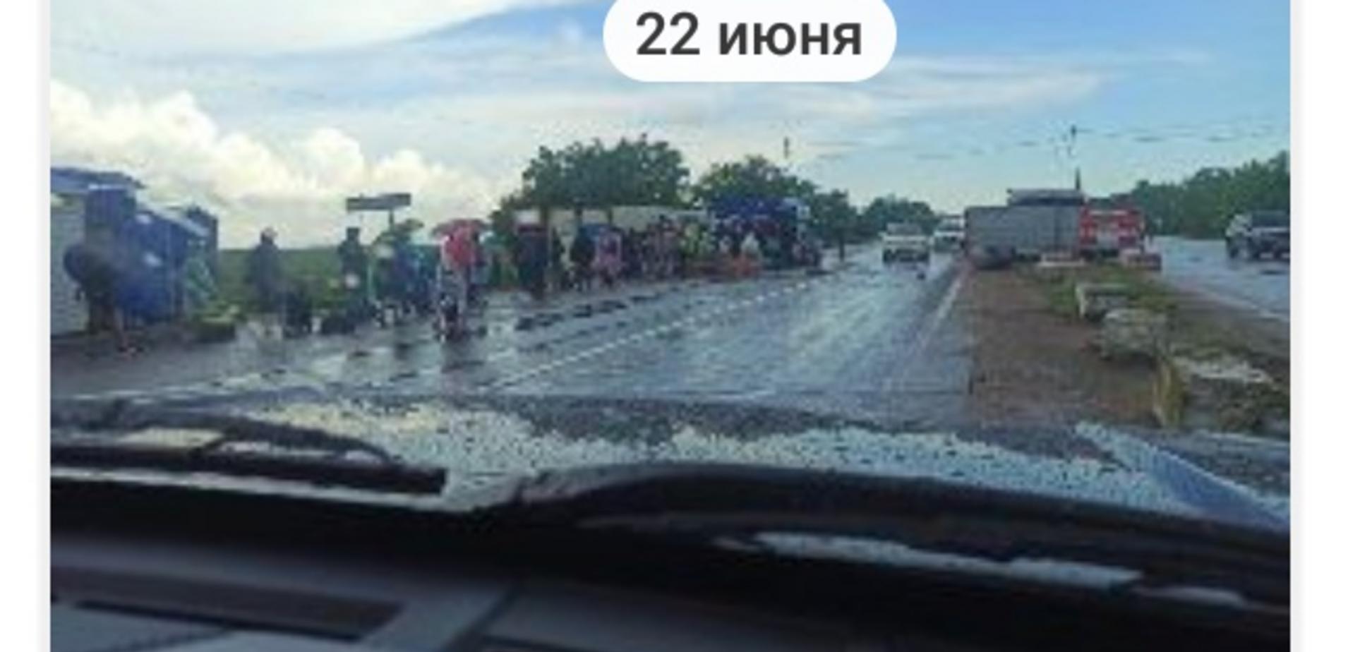 Как я в Украину из 'ДНР' пытался проехать. Рассказ очевидца