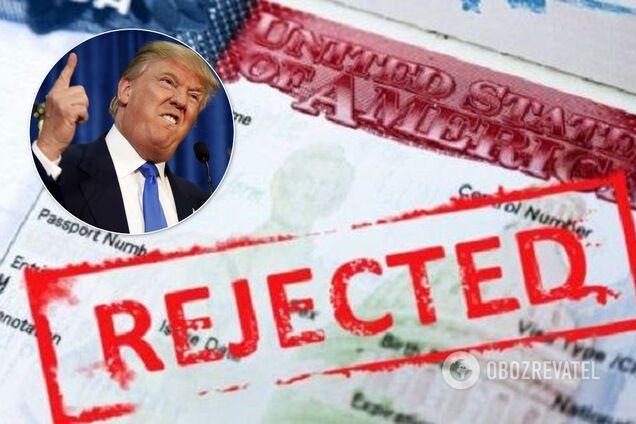 США приостановили выдачу рабочих виз некоторых типов