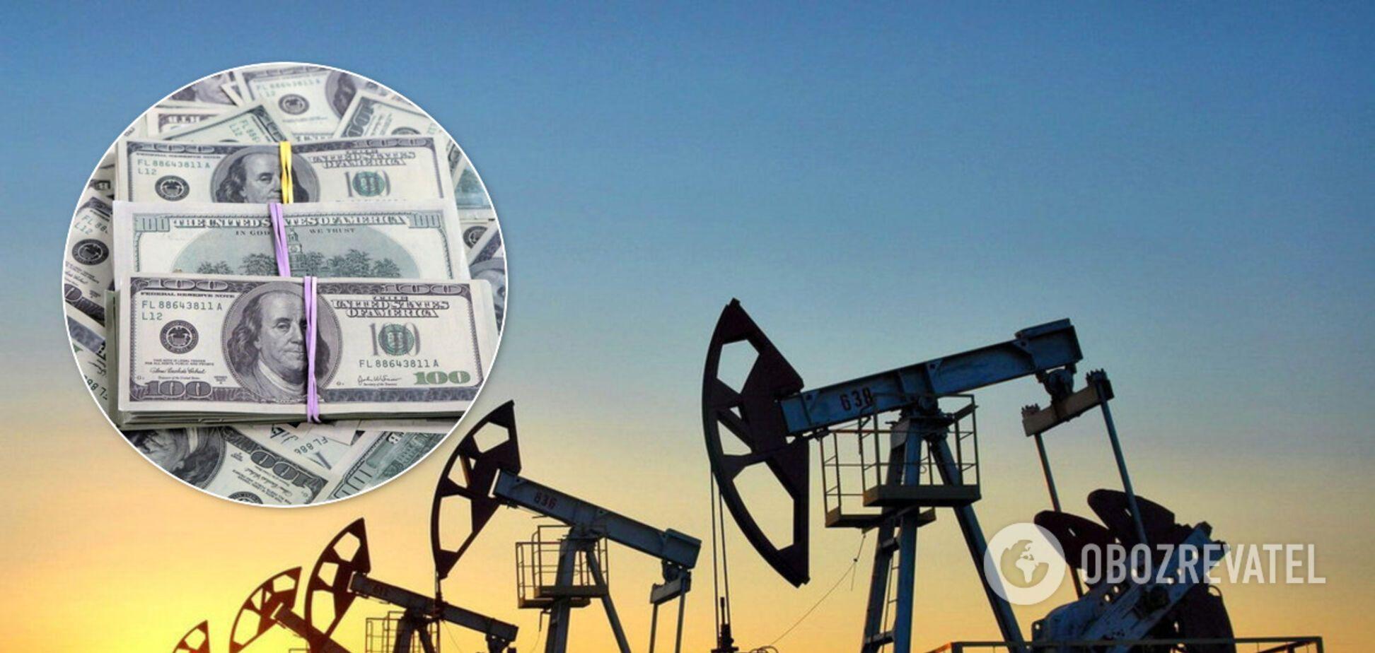 Цены на нефть начали активно расти: график