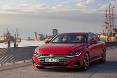 Новый Volkswagen Arteon получил кузов универсал и гибридный мотор
