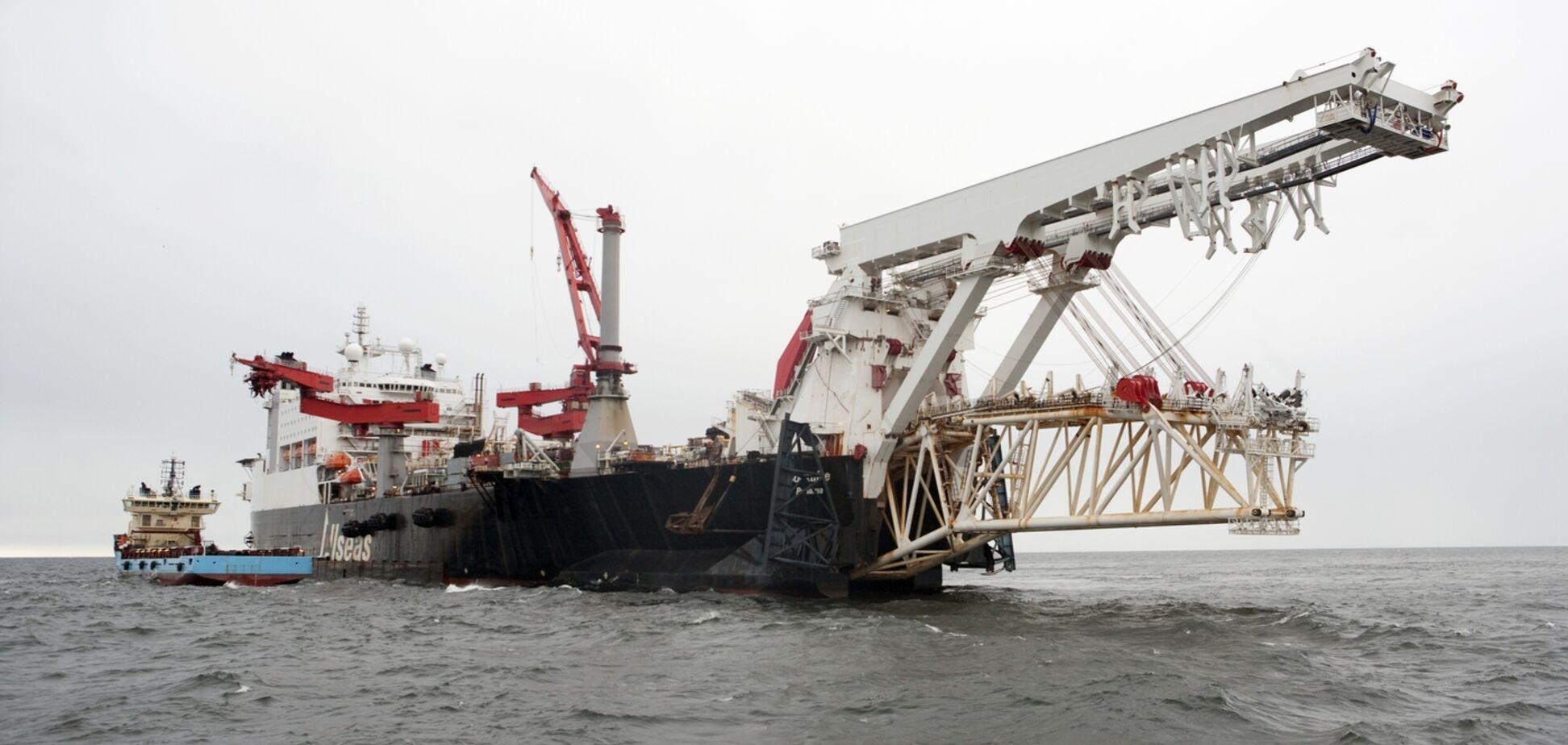Ще одна країна заступилась за 'Північний потік-2' після погроз США санкціями