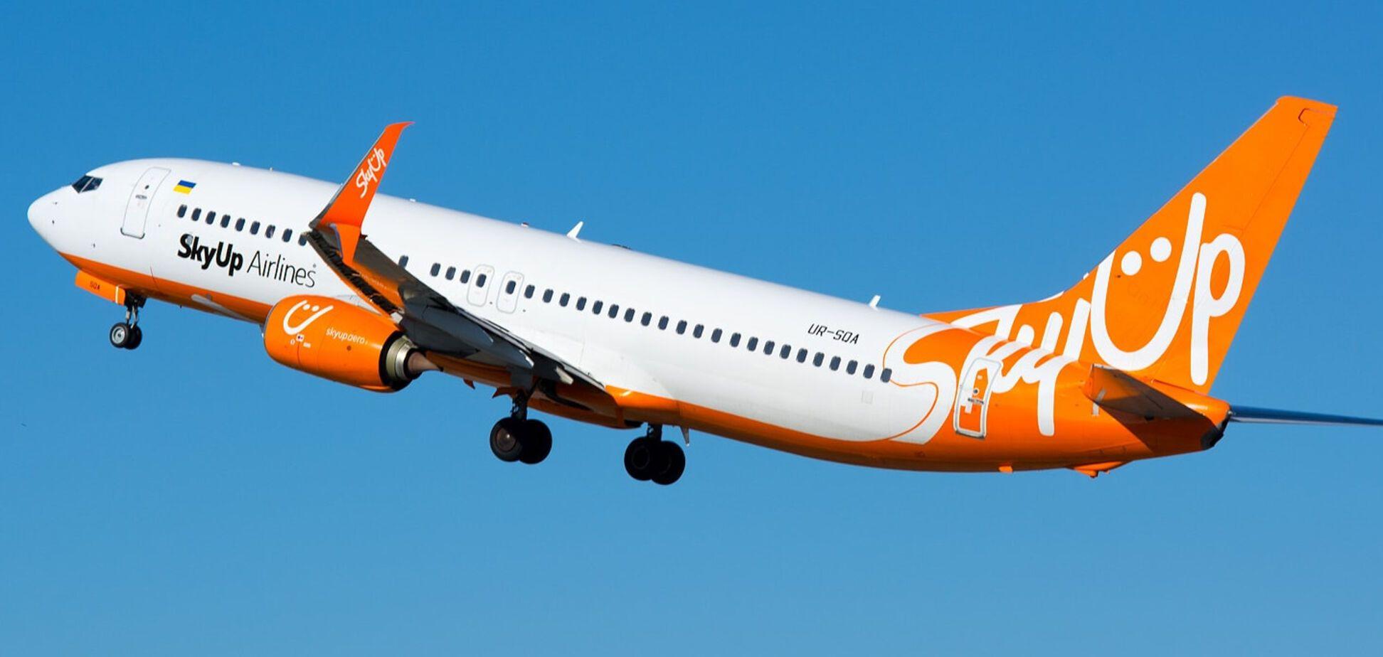 Авиакомпания SkyUp возобновит полеты по Украине